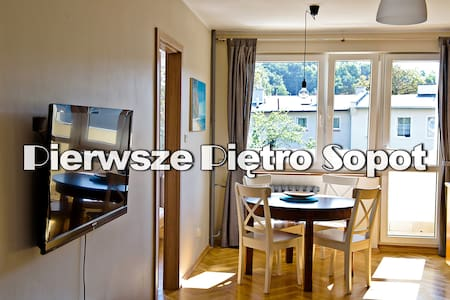 "Apartment ""Pierwsze Pietro Sopot"" - Appartamento"