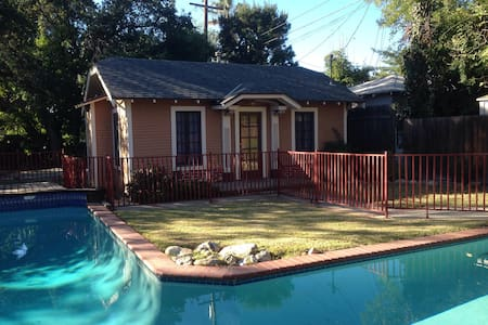 Private & Cozy Cottage - Altadena - Maison