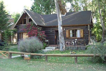 Casa en Pinamar para 8 personas. (Familiar) - Hus