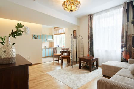 Luxury stay in the heart of Vilnius