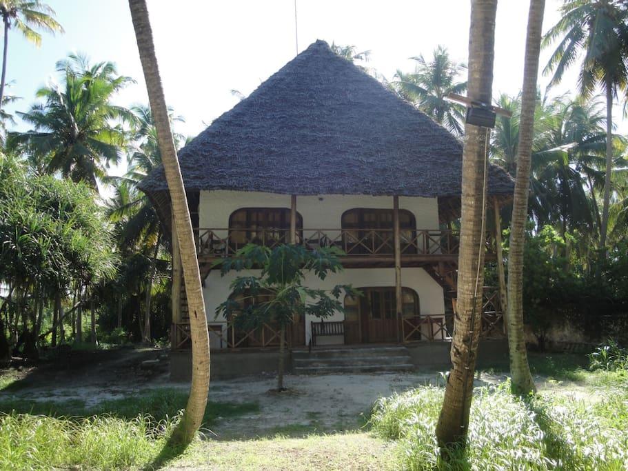Mchanga Mdogo (5 rooms)