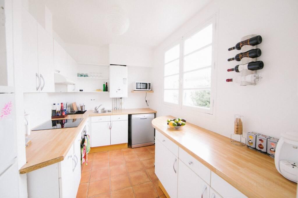 Cuisine Appartement 3