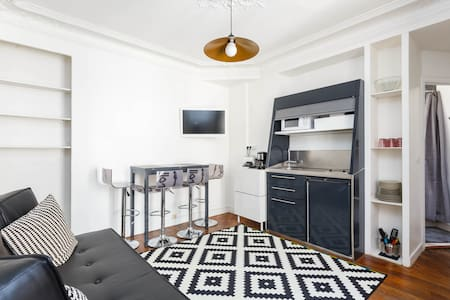 Quartier Latin, Luxembourg- 2 rooms
