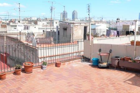 Sunny Penthouse w/Terrace in Born