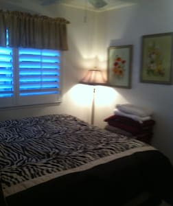 One Bedroom,no ghost seen yet - Fremont - Casa