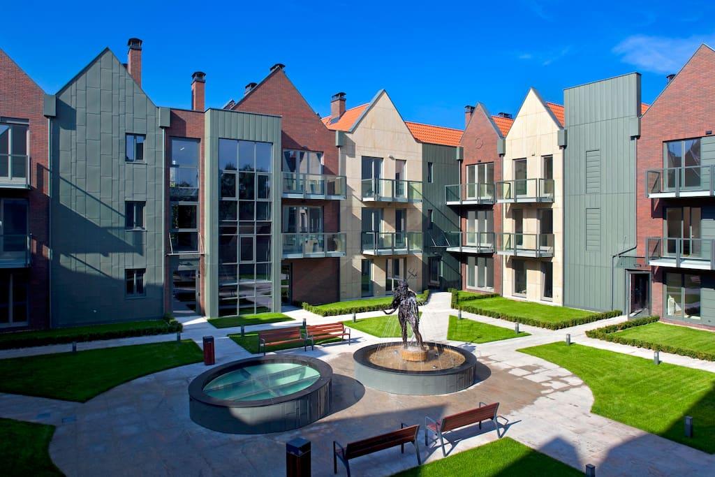 Apartments Bakalia Old Town Gdansk