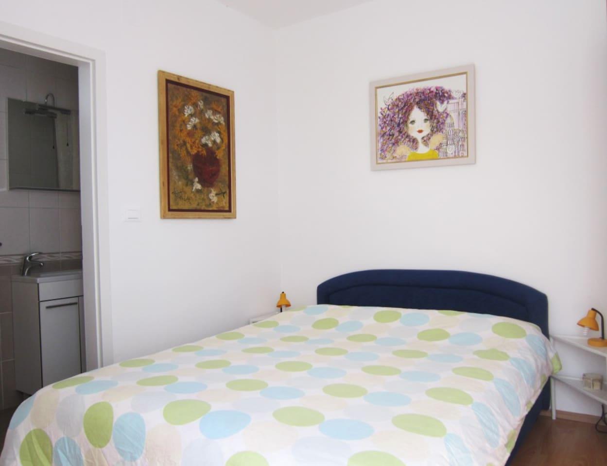 Cozy room Adriana - bedroom