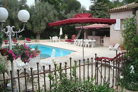 Chamade - Antibes - Bed & Breakfast