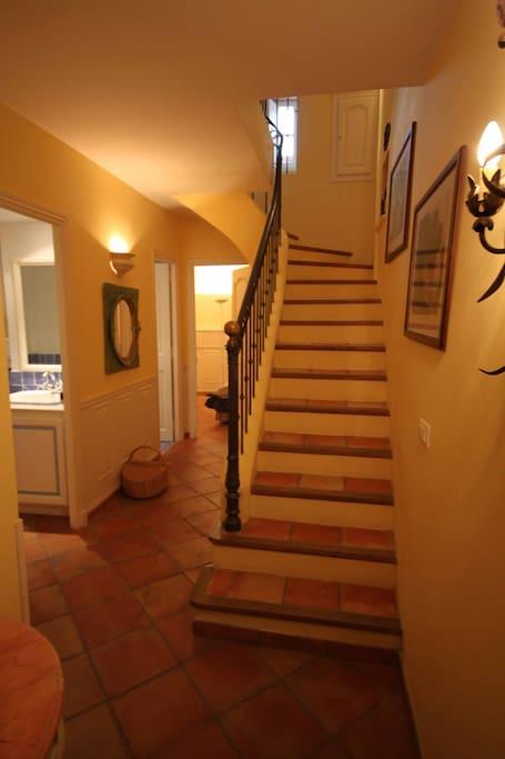 Great House in Saint Tropez center!