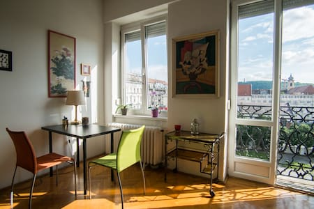 Unique Flat: Amazing View in Center - Budapest - Appartement
