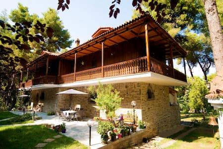 Sani Traditional Villa - Villa
