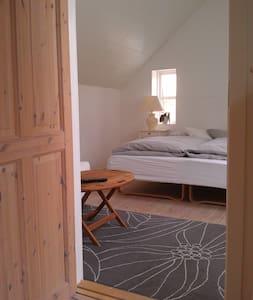 Loftet i Den gamle smedje - Bed & Breakfast