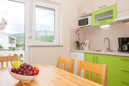 One bedroom apartment for 3 person - Leilighet