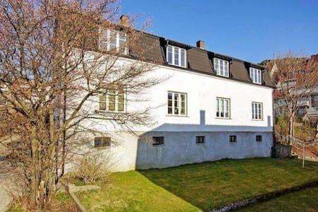 Charming apartment in sunny Stavern - Apartemen
