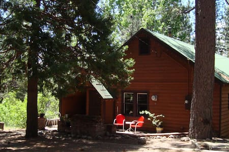Peaceful Cabin on The Feather River - Kisház