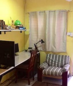 Bedspace 20 min. from Makati, NAIA1