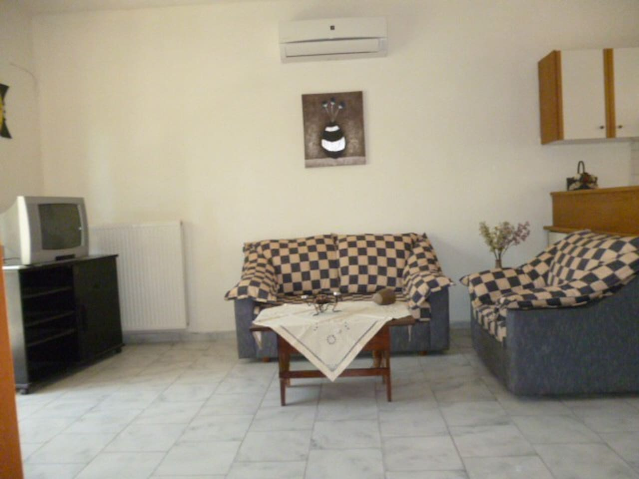 2bedroom apartment in Chania center
