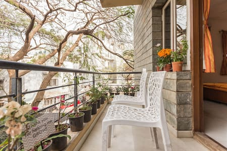Luxury Villa-Room, Separate Entrance - Bangalore - Villa
