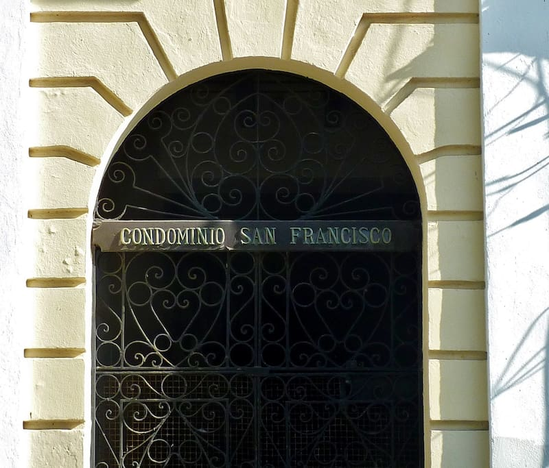 Condominio San Francisco