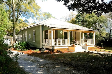 Downtown Fairhope Vacation Cottage  - Fairhope - Casa
