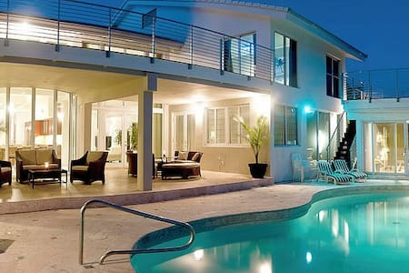 Luxurious 7bedrooms/5.5bath Villa @ Miami Beach! - Miami Beach