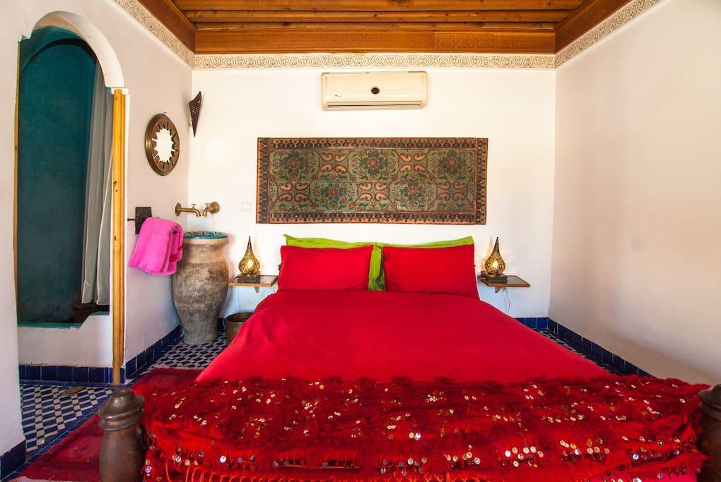 CELESTE ROOM with a view DAR SIENNA