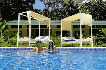 Luxury house in the jungle - CR. - Puerto Viejo - House