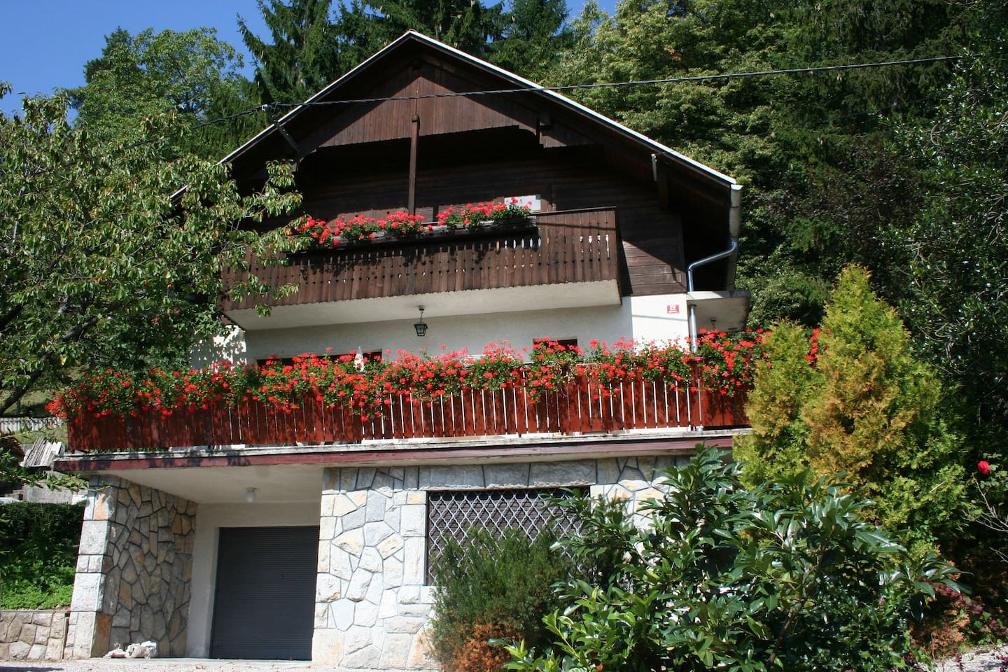 Holiday house Kristan Bled