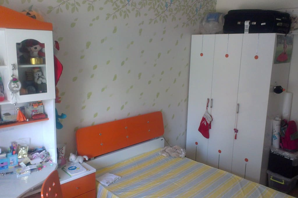 child bed room