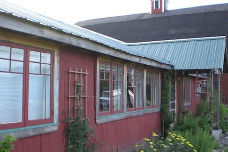 The Zen Farmhouse - Hurleyville - Ház