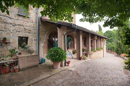 Camera vicino Orvieto e Bagnoregio - Civitella