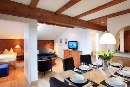 Super Wohnung mit 2 Schlafzimmern - Appartement
