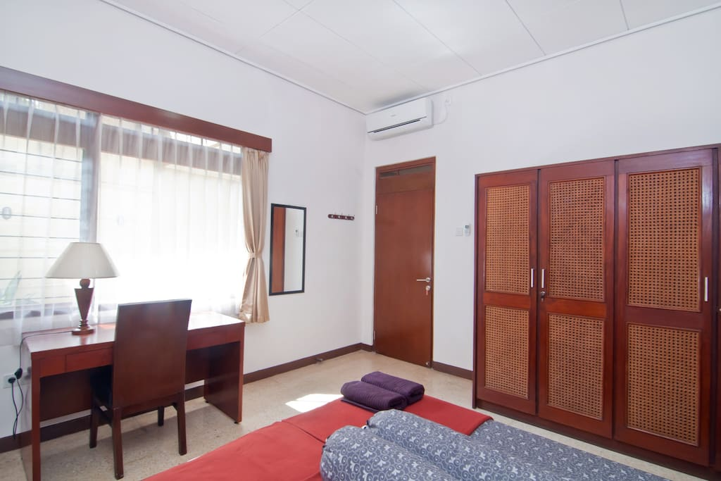 Lamping Guest House Salfia Room