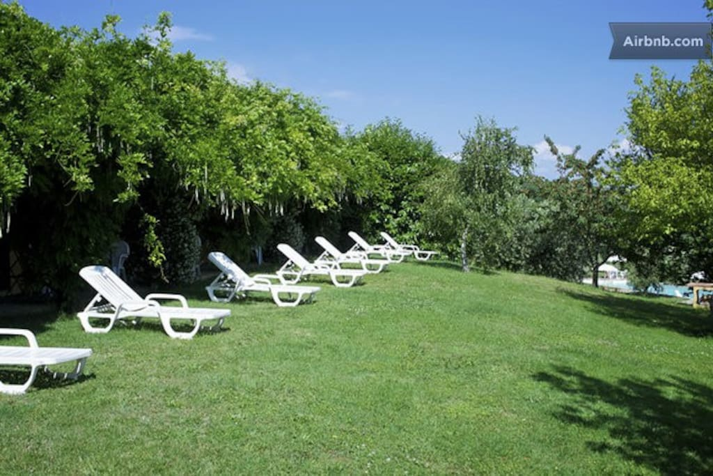 Low cost rooms on Trasimeno Lake
