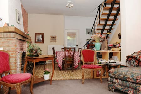 2 or1 room for rent in a quiet area - Ház