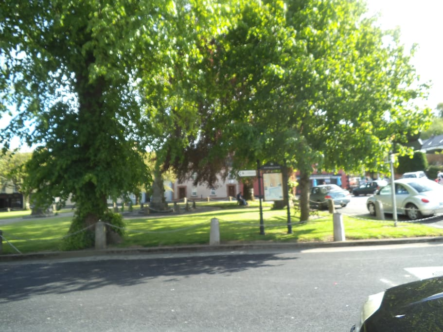 The Square,Inistioge