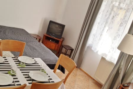 CZARNY BURSZTYN  apartament 150m od morza - Lägenhet