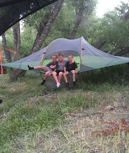 Treehouse Tent - Tent