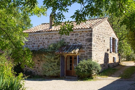 Fontblanque-two cottages with pool! - Penne - House