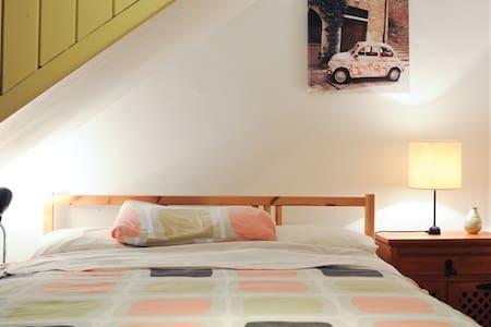 Cosy double room in Cork city