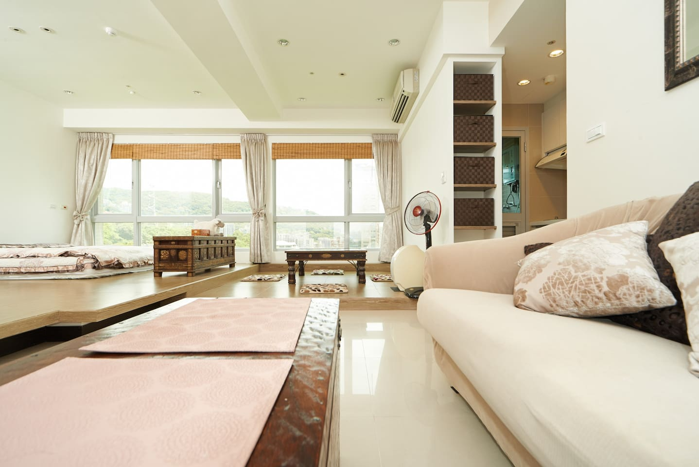 Cozy Flat in Danshui District