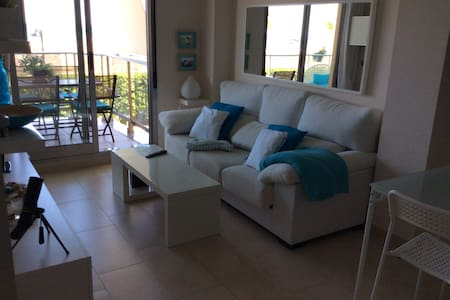 Apartamento primera línea de Playa - Appartement