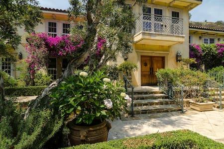 Private Suite at Villa Mariposa - Malibu - House