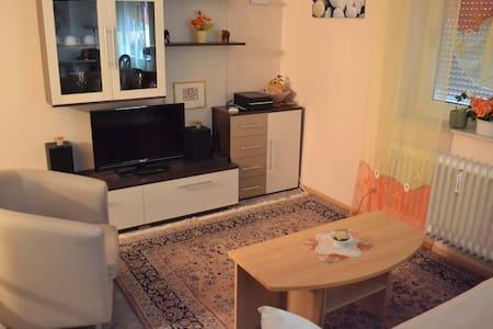 Apartment in Salzgitter,Lebenstedt - Apartamento