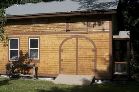 PRIVATE WOODSHOP STUDIO - Shelburne