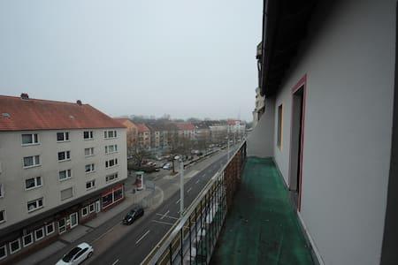 2 Zimmer-Dachgeschoß in der City - Braunschweig - Apartment