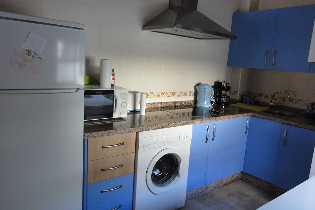 Cocina, vista II