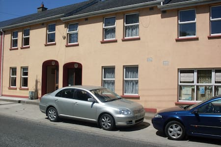 Double bed  Apartment at River Erne