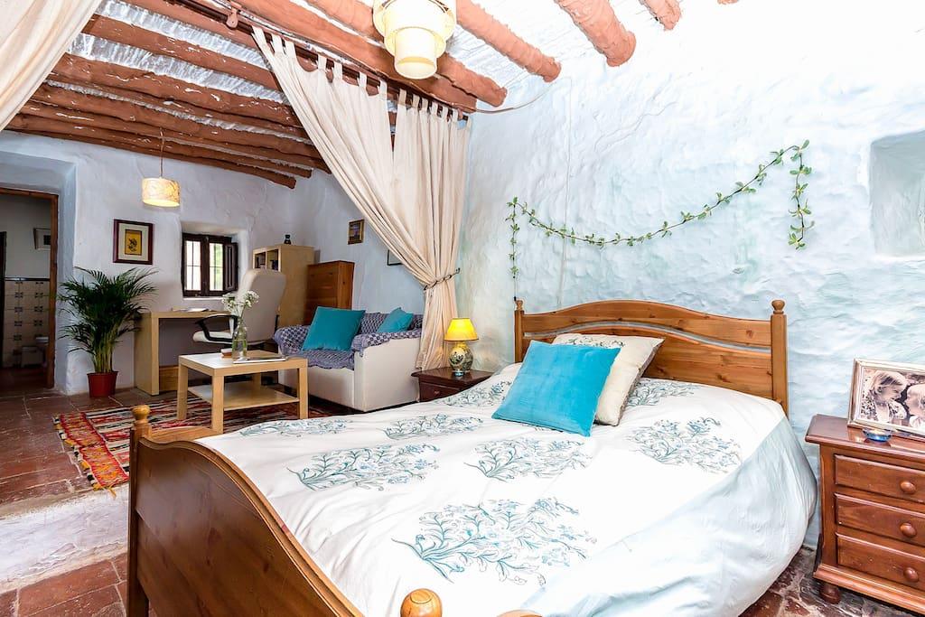 Gorgeous Andaluz Farmhouse Malaga 1