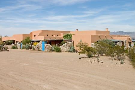 Casa de Suenos nr El Paso Kokopelli - Anthony